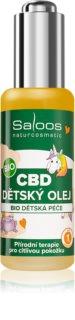 Saloos CBD zklidňující olej pro děti