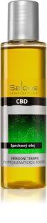 Saloos CBD magasan tápláló és nyugtató tusfürdő olaj