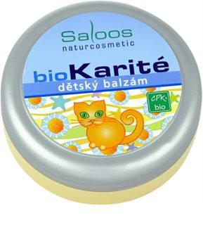 Saloos Bio Karité bálsamo para niños