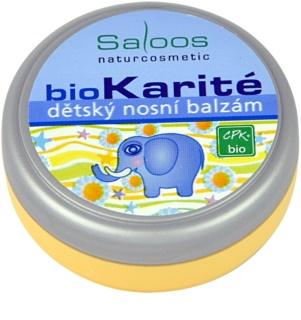 Saloos Bio Karité bálsamo nasal para crianças
