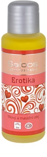 Saloos Bio Body and Massage Oils aceite corporal  para masajes Erotika