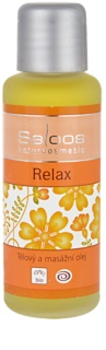 Saloos Bio Body and Massage Oils test és masszázs olaj Relax