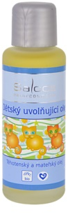 Saloos Pregnancy and Maternal Oil Ontspannende Baby Olie