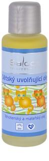 Saloos Pregnancy and Maternal Oil dětský uvolňující olej