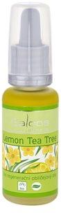 Saloos Bio Regenerative Lemon Tea Tree ulei bio pentru față, cu efect de regenerare