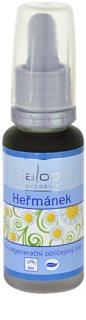 Saloos Bio Regenerative olio bio rigenerante viso Camomilla