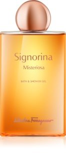 Salvatore Ferragamo Signorina Misteriosa Shower Gel for Women