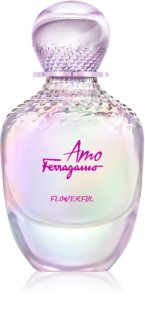 Salvatore Ferragamo Amo Ferragamo Flowerful eau de toilette for Women