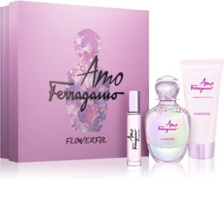 Salvatore Ferragamo Amo Ferragamo Flowerful Gift Set II. for Women