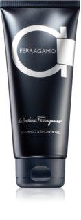 Salvatore Ferragamo Ferragamo shampoing et gel douche pour homme