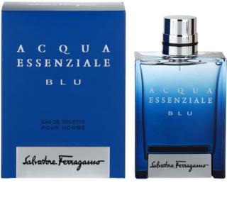 Salvatore Ferragamo Acqua Essenziale Blu Eau de Toilette för män
