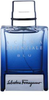Salvatore Ferragamo Acqua Essenziale Blu Eau de Toilette voor Mannen