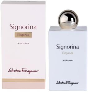 Salvatore Ferragamo Signorina Eleganza Bodylotion für Damen