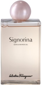 Salvatore Ferragamo Signorina Shower Gel for Women