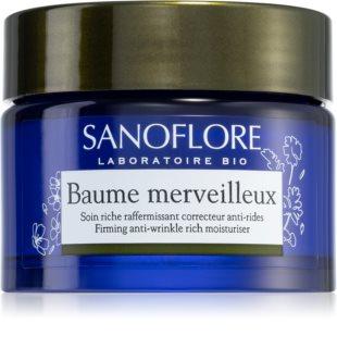 Sanoflore Merveilleuse krem ujędrniający i odżywiający przeciw zmarszczkom