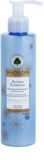 Sanoflore Aciana Botanica leite de limpeza com efeito hidratante