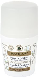 Sanoflore Déodorant déodorant roll-on 24h