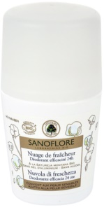 Sanoflore Déodorant deodorante roll-on 24 ore