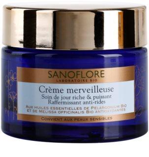 Sanoflore Merveilleuse συσφικτική και θρεπτική κρέμα ενάντια στις ρυτίδες