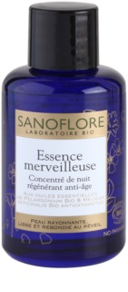 Sanoflore Merveilleuse trattamento notte antirughe