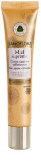 Sanoflore Miel Supreme Visage crema nutritiva luminează și catifelează pielea