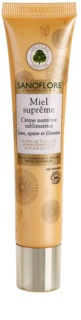 Sanoflore Miel Supreme Visage crema nutriente per una pelle luminosa e liscia