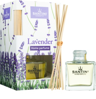 SANTINI Cosmetic Lavender aroma diffuser with filling