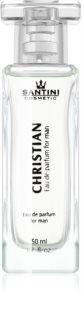 SANTINI Cosmetic Christian eau de parfum uraknak