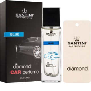 SANTINI Cosmetic Diamond Blue aроматизатор за автомобил
