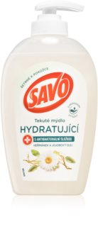 Savo Chamomile & Jojoba Oil tekuté mýdlo na ruce s antibakteriální přísadou