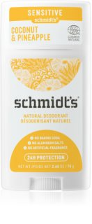Schmidt's Coconut Pineapple Deodorant Stick