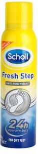 Scholl Fresh Step antitranspirante para pies