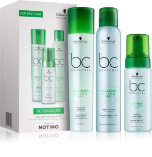 Schwarzkopf Professional BC Bonacure Volume Boost Gift Set I. (for Fine Hair) for Women