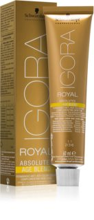 Schwarzkopf Professional IGORA Royal Absolutes Age Blend coloration cheveux