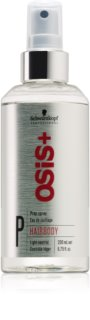Schwarzkopf Professional Osis+ Hairbody Volume Prep Spray Before Styling