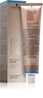 Schwarzkopf Professional Blondme Lightening and Toning Additive
