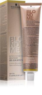 Schwarzkopf Professional Blondme crema schiarente