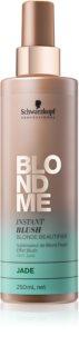 Schwarzkopf Professional Blondme színező spray szőke hajra