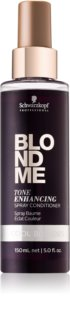 Schwarzkopf Professional Blondme Leave-In conditioner voor koude blond tinten