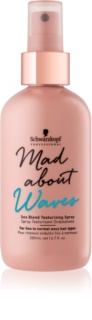 Schwarzkopf Professional Mad About Waves spray para ondas más definidas