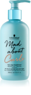 Schwarzkopf Professional Mad About Curls балсам