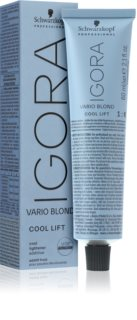 Schwarzkopf Professional IGORA Vario Blond coloration cheveux