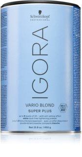 Schwarzkopf Professional IGORA Vario Blond zesvětlující a melírovací pudr