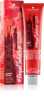 Schwarzkopf Professional IGORA #RoyalTakeOver Dusted Rouge перманентната боя за коса