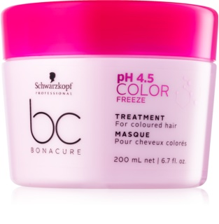 Schwarzkopf Professional BC Bonacure pH 4,5 Color Freeze masque pour cheveux colorés