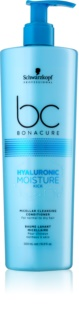 Schwarzkopf Professional BC Bonacure Hyaluronic Moisture Kick Micellar Cleansing Condicioner For Dry Hair