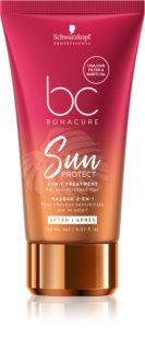 Schwarzkopf Professional BC Bonacure Sun Protect tratamiento regenerador y restaurador  2 en 1