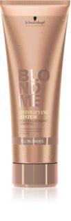 Schwarzkopf Professional Blondme čisticí detoxikační šampon pro všechny typy blond vlasů