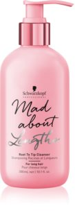 Schwarzkopf Professional Mad About Lengths shampoo detergente per tutti i tipi di capelli