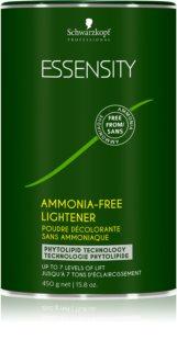 Schwarzkopf Professional Essensity изсветляваща пудра за кичури без амоняк